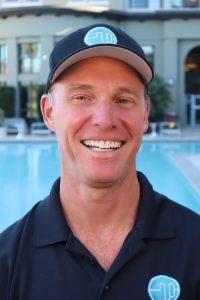 P Keenan Headshot at pool
